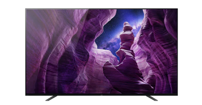 Sony Bravia 65 inches 4K HDR A8H TV