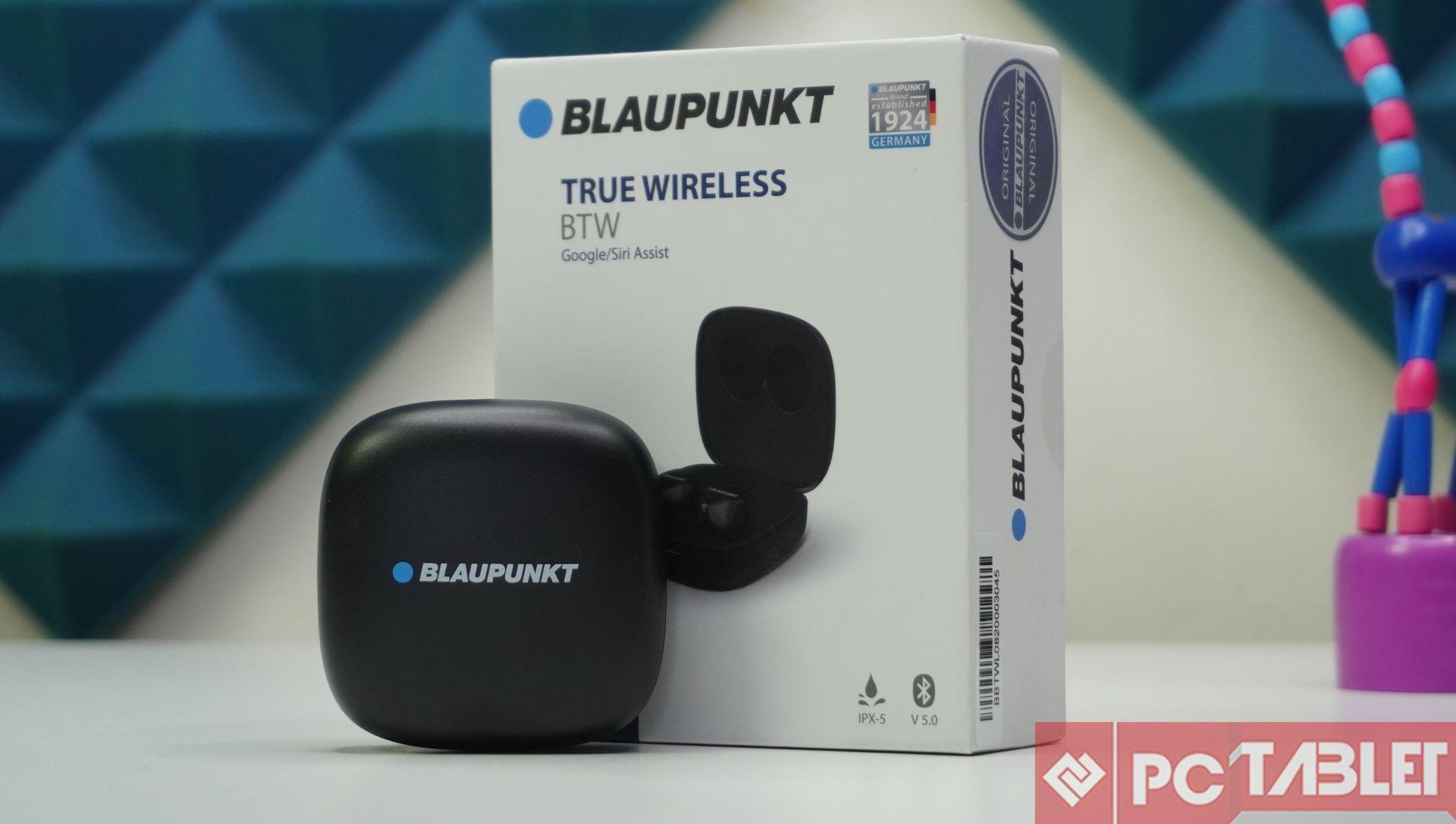 Blaupunkt BTW Air Truly Wireless Earphones Review 4