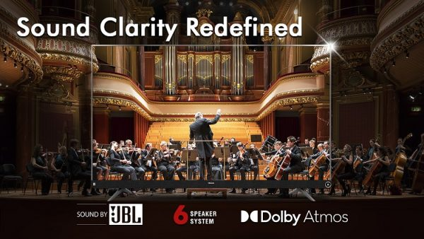 Sound Clarity Redefined