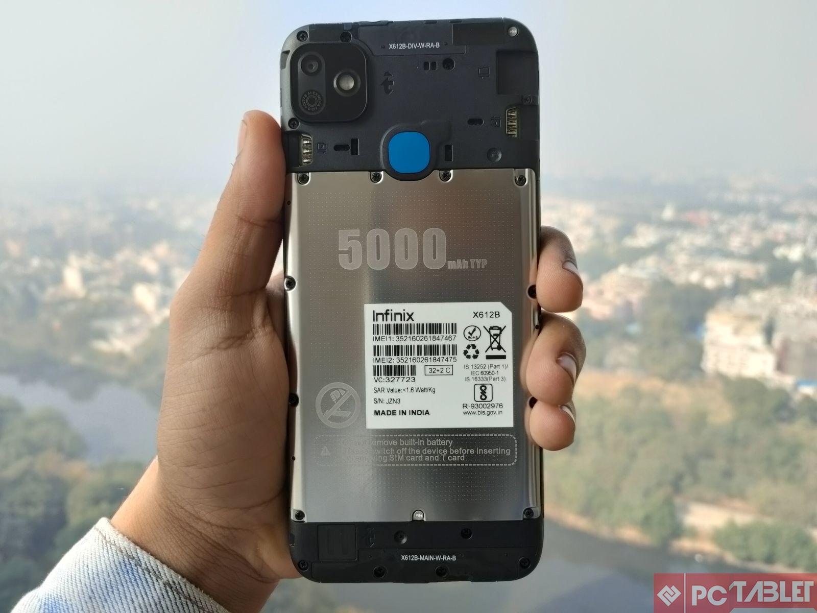 Infinix Smart HD 2021 4