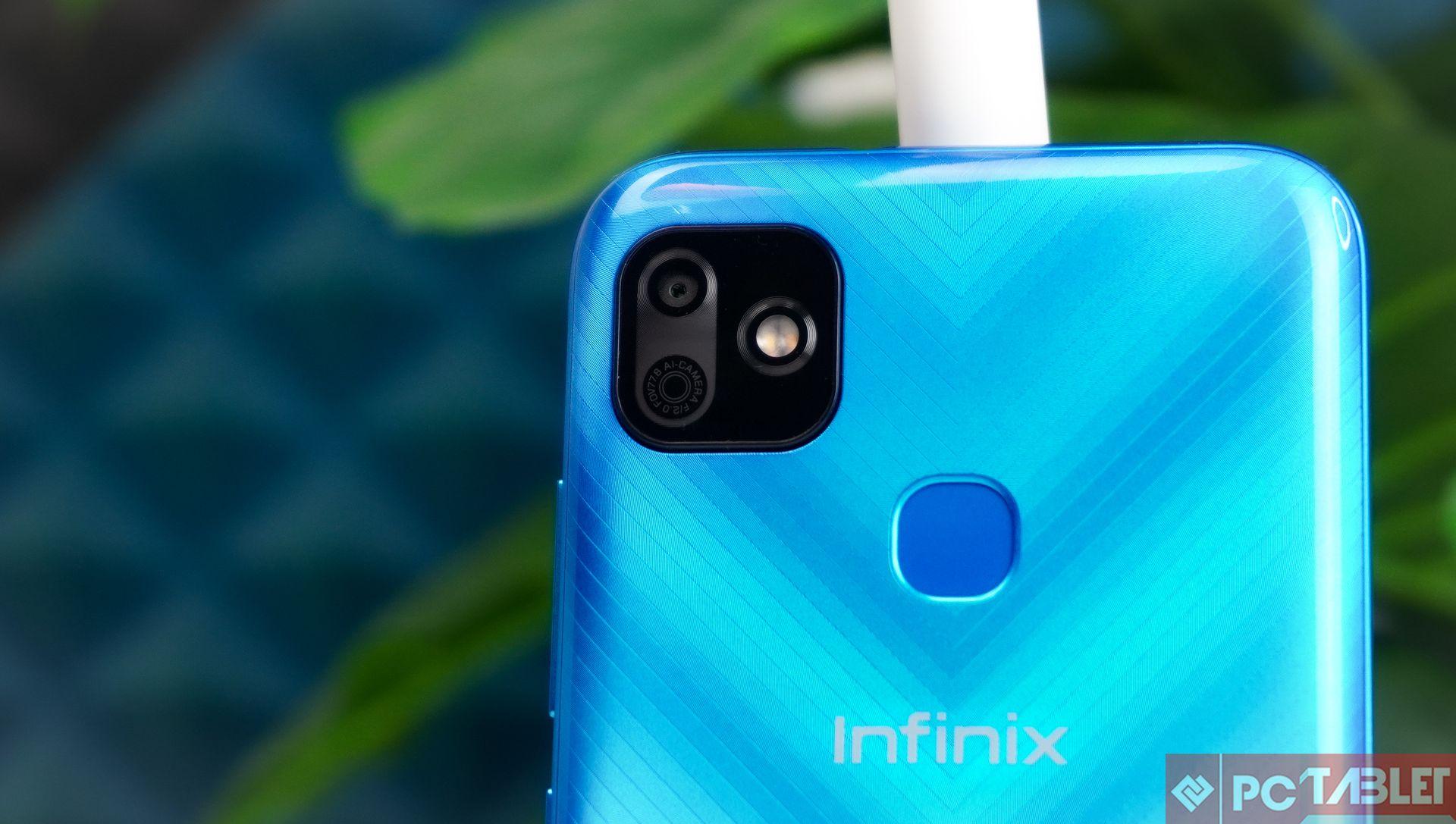Infinix Smart HD 2021 8