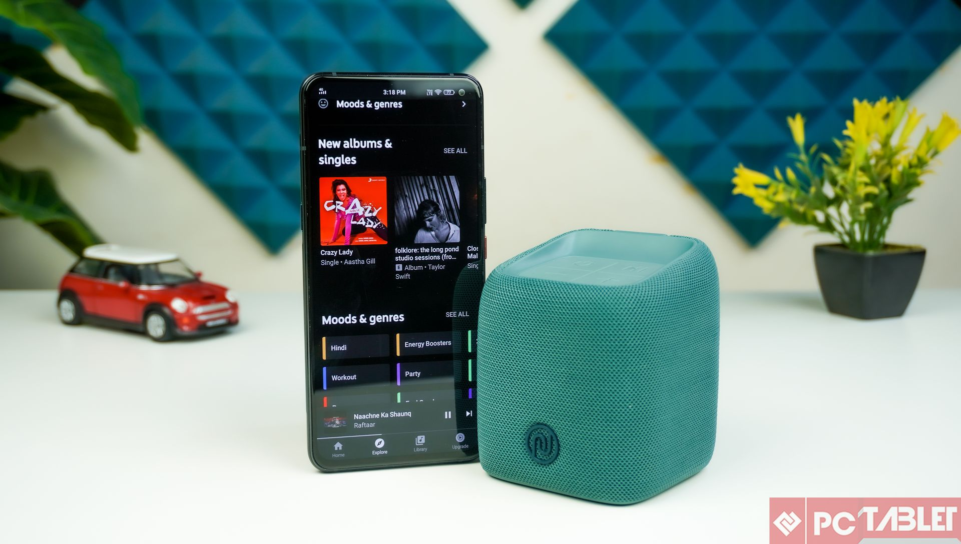Noise One and Noise Vibe 6