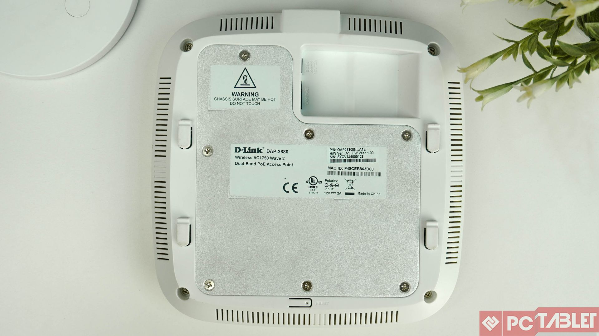 D Link DAP 2680 Dual Band 3