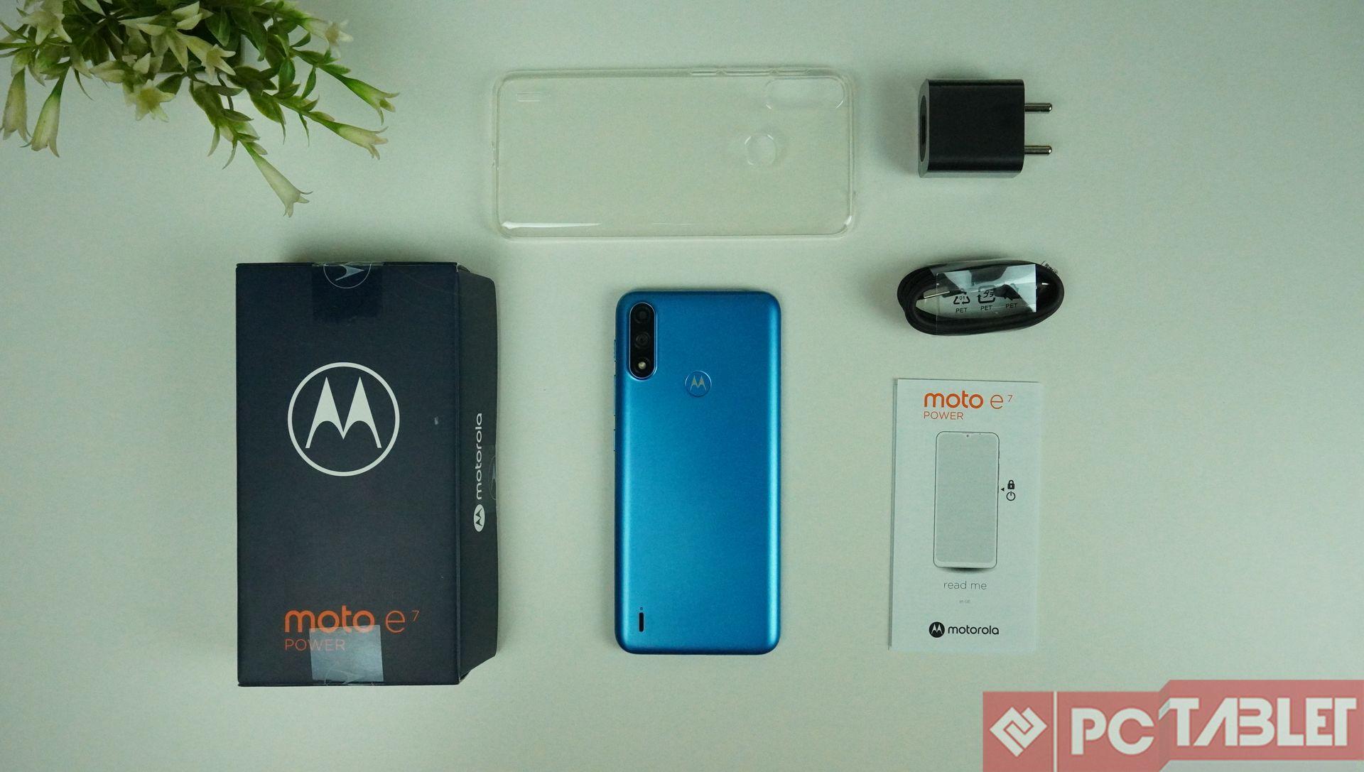 Moto E7 Power Review 6