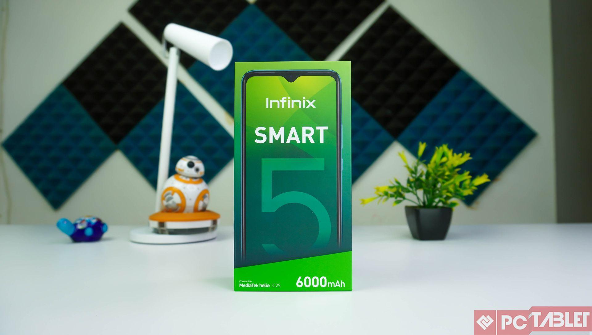 infinix smart 5 2