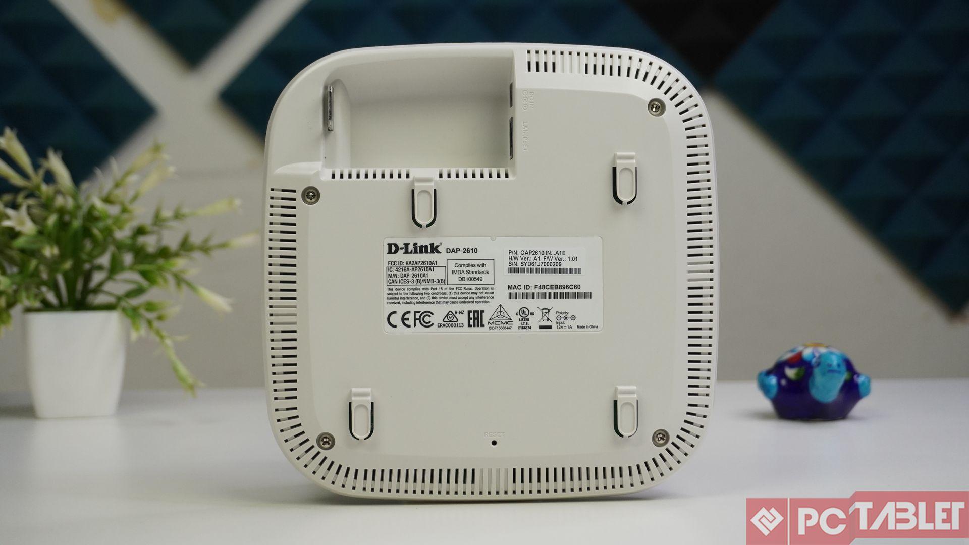 D Link DAP 2610 Dual Band 6