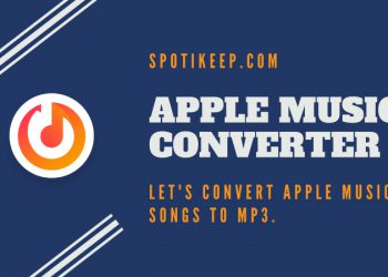 spotikeep apple music to mp3 converter pic 350x250 1