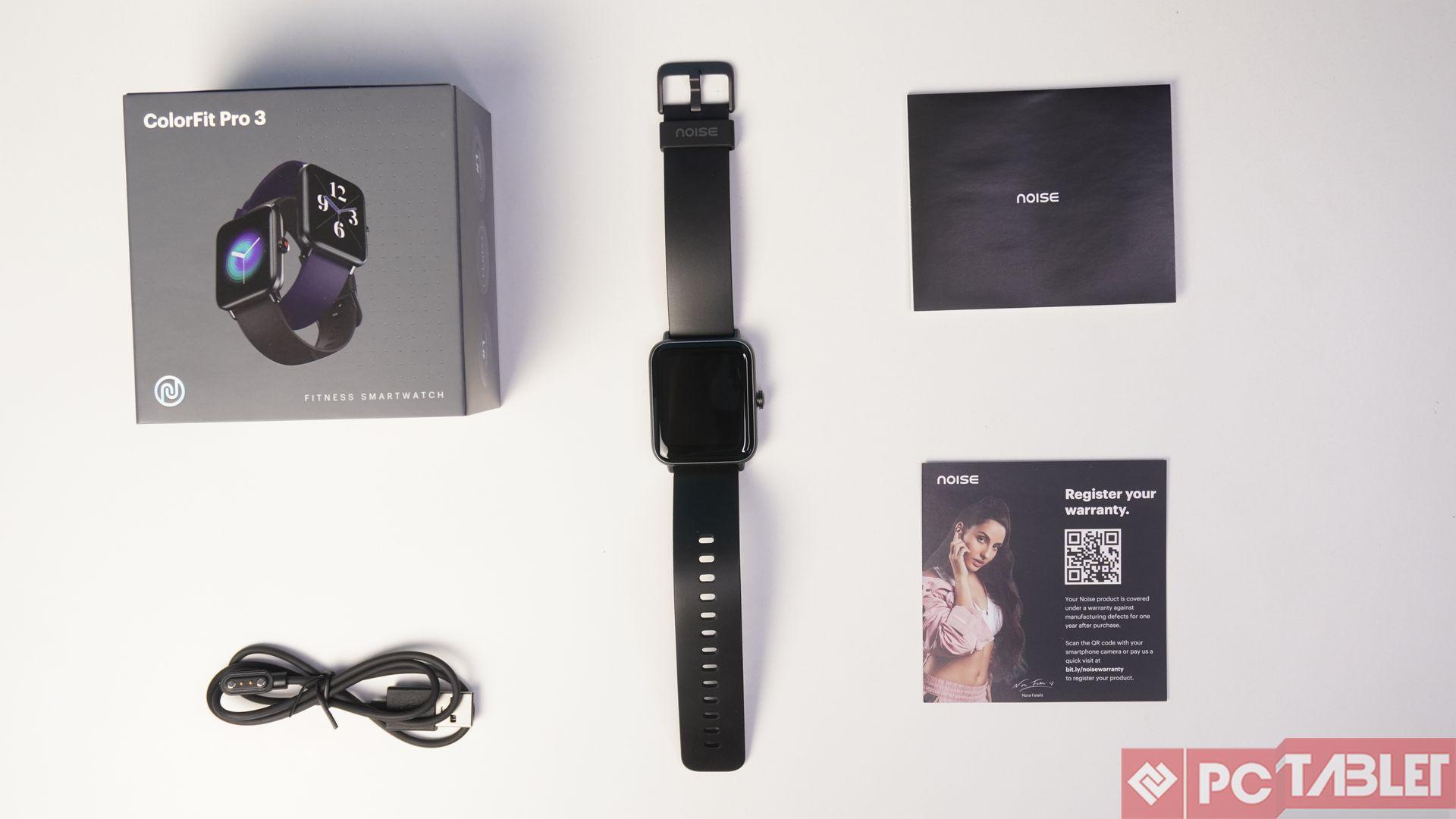 Noise ColorFit Pro 3 smartwatch Review 1