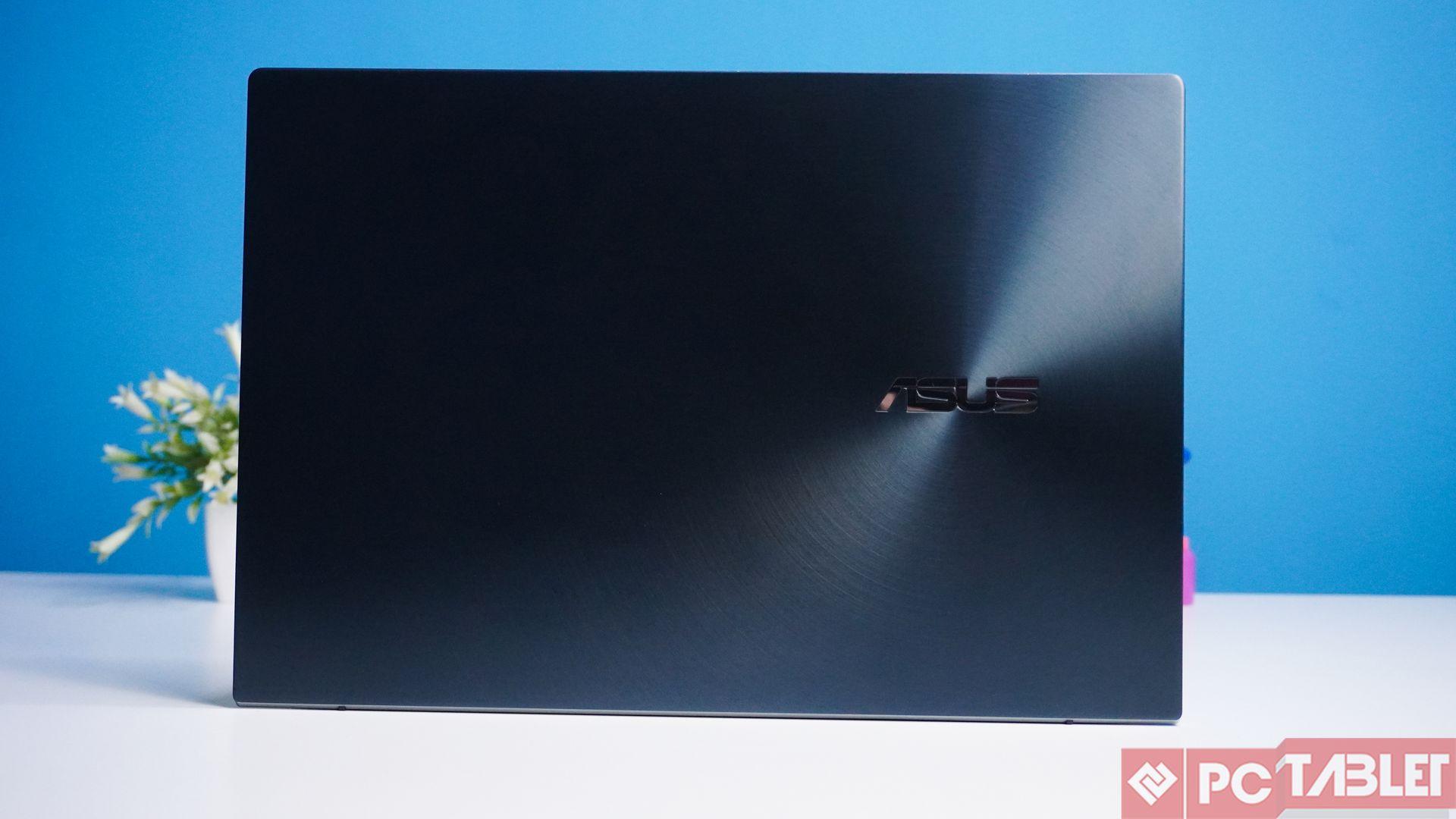 Asus ZenBook Duo 14 UX482E laptop Review 1
