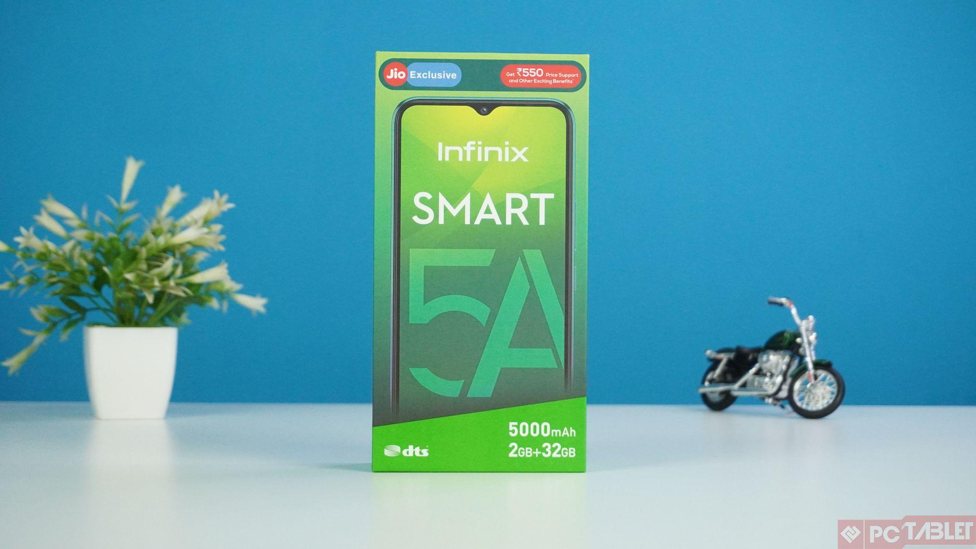 infinix smart 5a 12