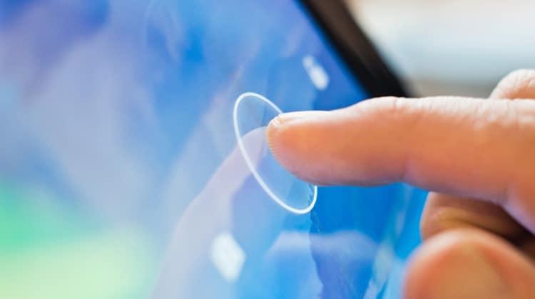 touchscreen desktops lead